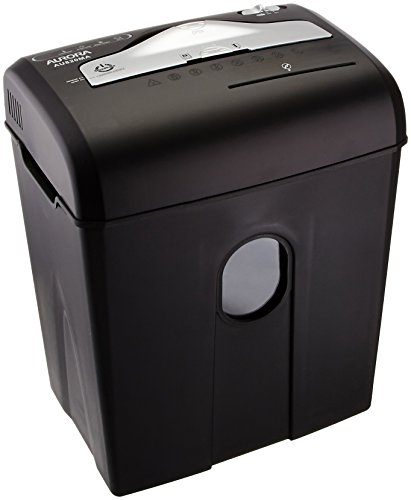 Aurora AU820MA High Security 8-Sheet Professional Micro-Cut Paper/ CD/ Credit Card Shredder